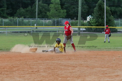 Holly Hill Dixie Youth baseball 7-1-14