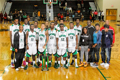 Lake Marion vs Stratford Basketball Tourney 12-28-13