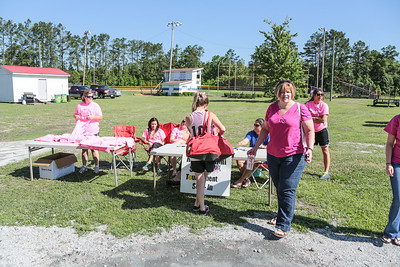Breast cancer alumni softball tournament  5-17-14 ~ 1/2 of all sales go back for charity~
