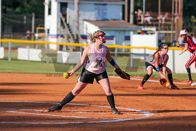HHA vs Orangeburg Prep Softball 5-6-14