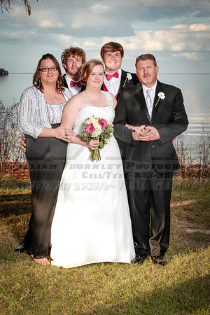 Buck ~ Weatherford Wedding