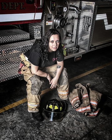 Kayla Firefighter 6-24-15